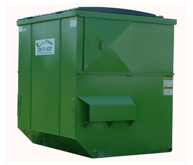 yard waste dumpster arlington va